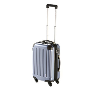 INVIDA 4w Trolley NEW YORK  mit TSA-Schloss BLAU in BS
