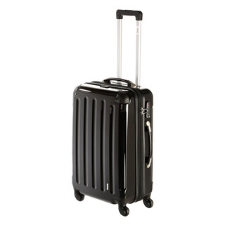 INVIDA 4w Trolley NEW YORK  mit TSA-Schloss SCHWARZ in Large