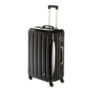 INVIDA 4w Trolley NEW YORK  mit TSA-Schloss SCHWARZ in XLarge