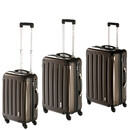 INVIDA 4w Trolley NEW YORK  mit TSA-Schloss ANTHRAZIT in...