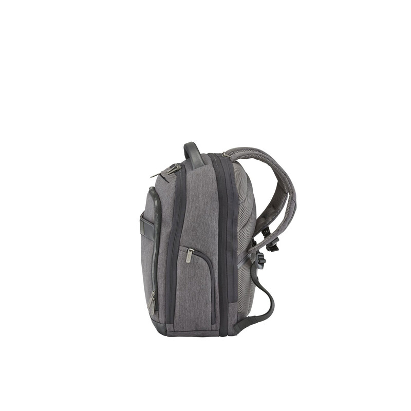 TITAN Power Pack BUSINESS Rucksack DAYPACK 46 cm in MIXED GREY