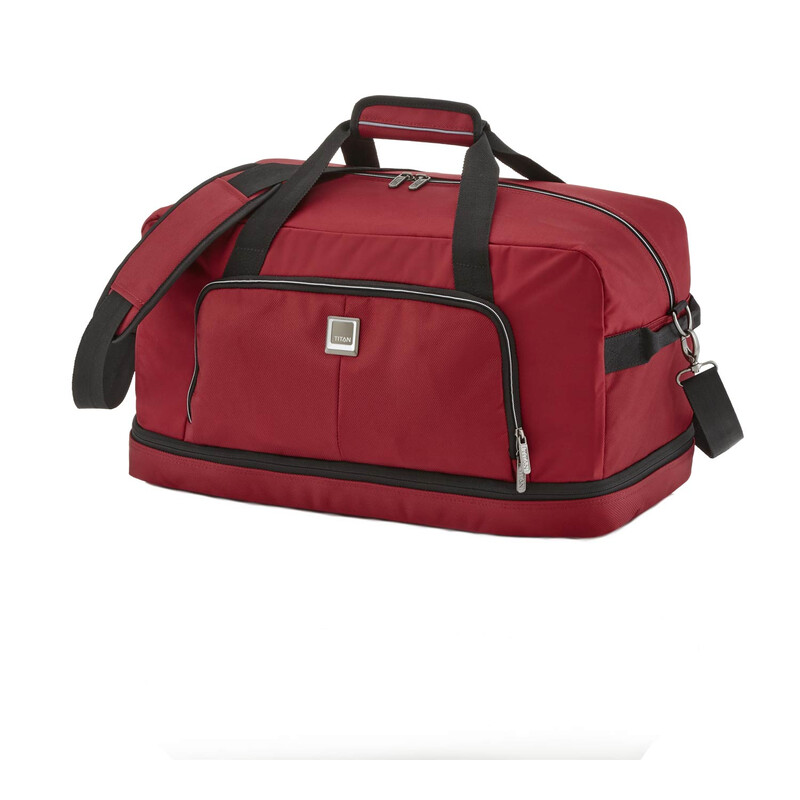 TITAN NONSTOP Travelbag in ROT