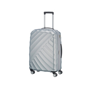 TITAN SHOOTING STAR  4wTrolley mit TSA Schloss Silber Medium