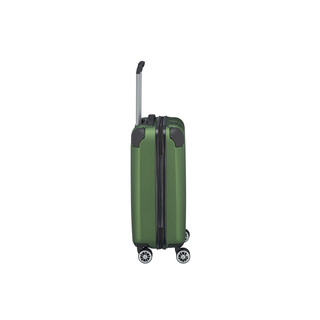 TRAVELITE CITY Kabinentrolley 4w S 55cm Grün