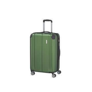 TRAVELITE CITY Trolley 4w M erw. 68cm Grün