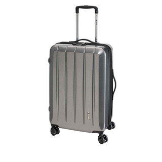 CHECK IN LONDON 2.0 Trolley 4w L 75cm Carbon-Silber