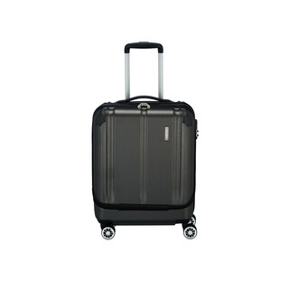 TRAVELITE CITY Businesstrolley 4w S 55cm Anthrazit