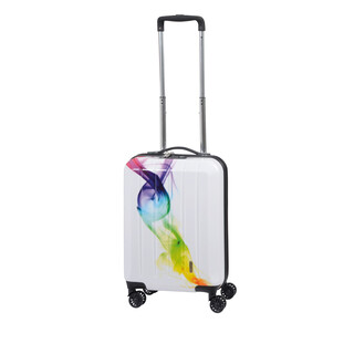 CHECK IN LONDON WAVE  Bordtrolley 4w 55cm