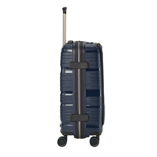 TRAVELITE MOTION Bordtrolley mit Vortasche 55cm Marine
