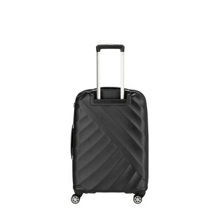 TITAN SHOOTING STAR  4wTrolley mit TSA Schloss Schwarz Medium